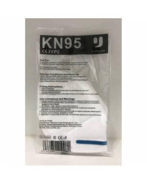 Mascarilla KN95 / ffp2 1 Unidad