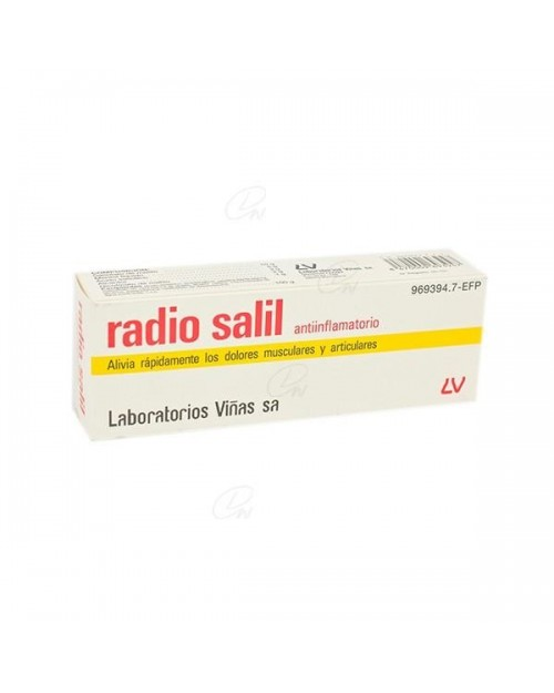 radio salil (crema 60 g )