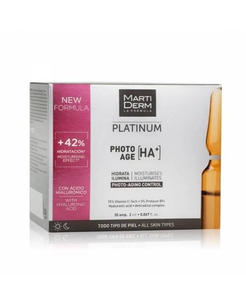 Martiderm Platinum Photo-Age 30 + 5 Ampollas