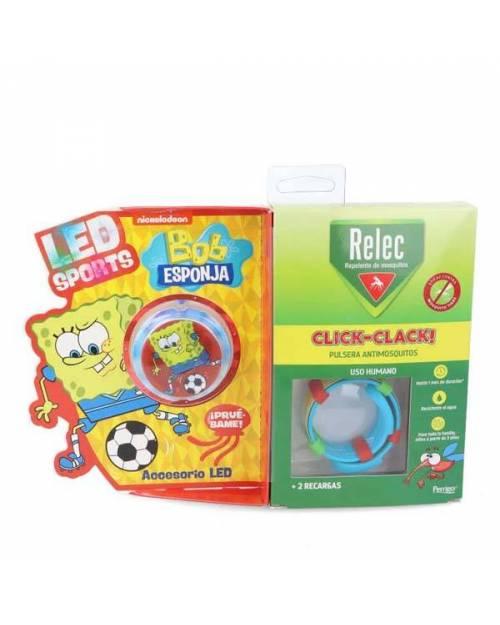 Relec Recarga Click-Clack Pulsera + Regalo