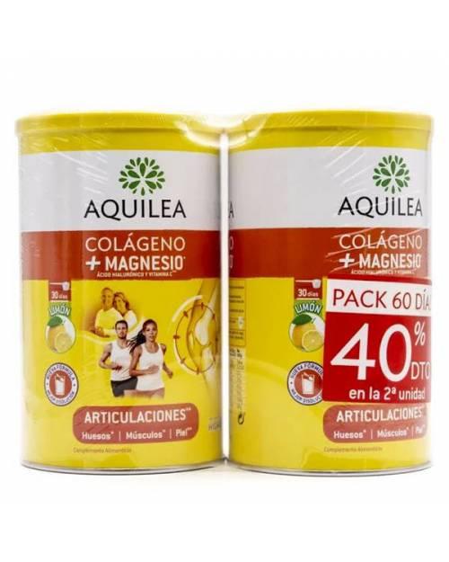 Aquilea Duplo Colágeno Magnesio 2x375gr