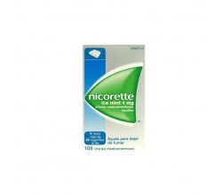 NICORETTE ICE MINT (4 MG 105 CHICLES )