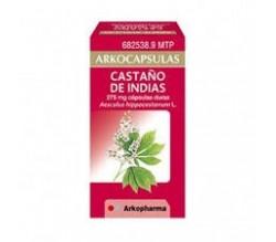 ARKOCAPSULAS CASTAÑO DE INDIAS (275 MG 48 CAPSULAS )