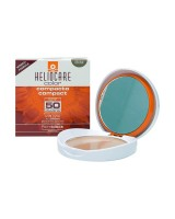 Heliocare compacto brown spf50 piel normal y seca 10gr