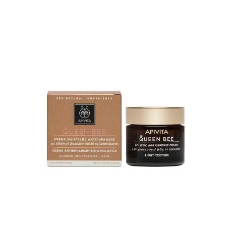 Apivita Queen Bee Crema Antienvejecimiento Textura Ligera 50 ml