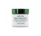 Apivita Bee Radiant Crema Iluminadora Textura Ligera 50ml